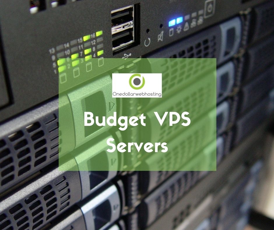Budget VPS Servers