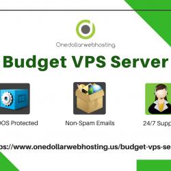Budget VPS Server